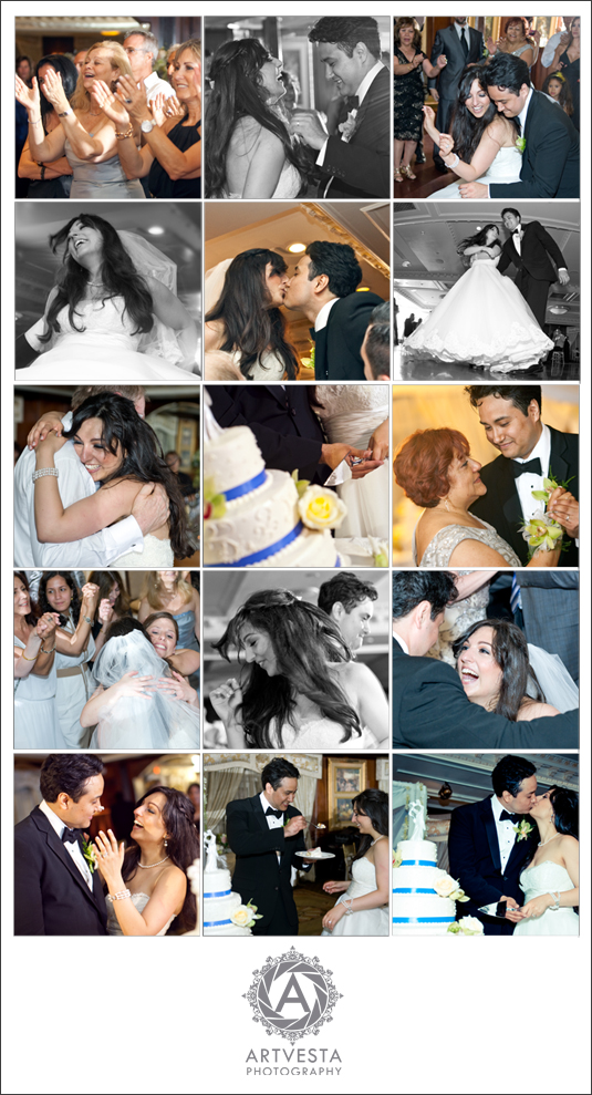 wedding reception photos by tatiana valerie artvesta studio