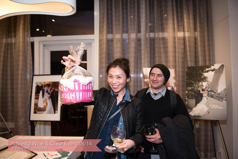 Artvesta Wine & Cake Event 0414-65