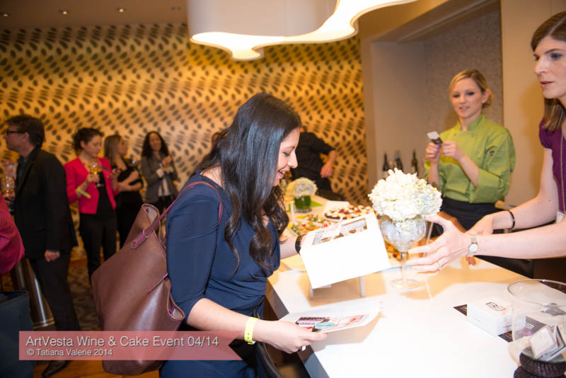 Artvesta Wine & Cake Event 0414-66