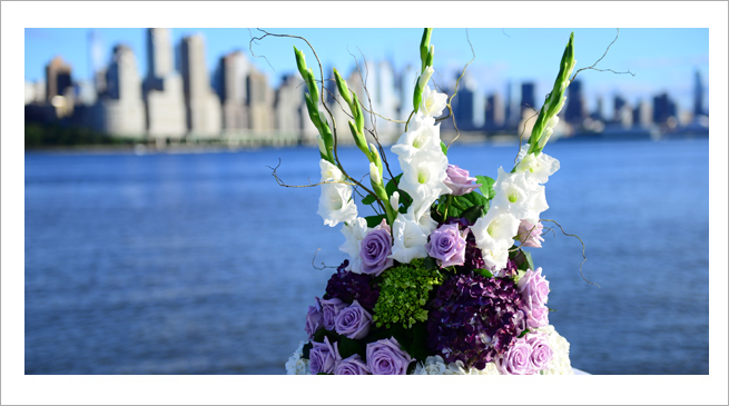 Waterside restaurant NJ Wedding 16