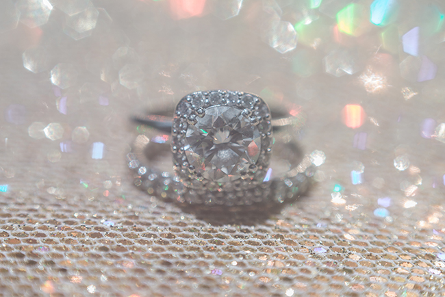 Yelena & Alex Punta Cana wedding rings