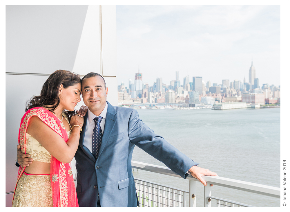 Wedding on a boat in NYC Hornblower NY