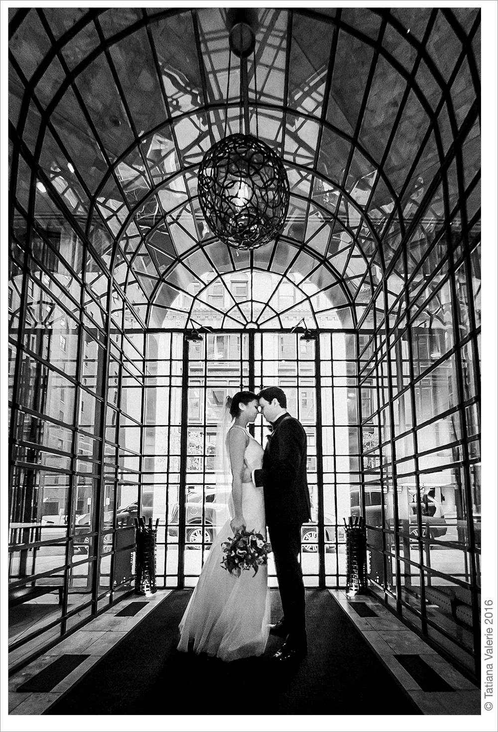 The Marmara Park Ave, Midtown Loft & Terrace Wedding