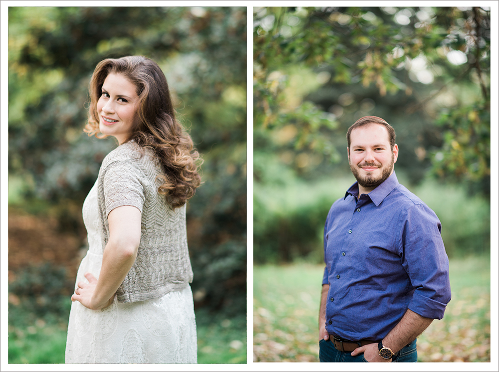 Miriam & Adam - Engagement session in Central Park