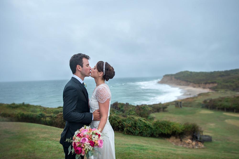 Wedding in Montauk, NY Hamptons wedding at Sole