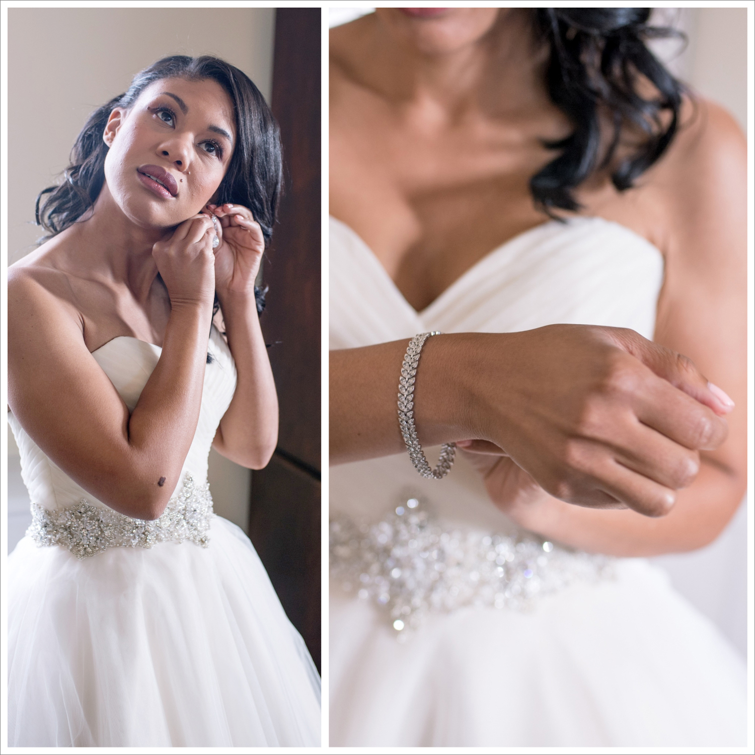 Stacey & Brian - Dreamy Wedding at Castle Hotel & Spa New York