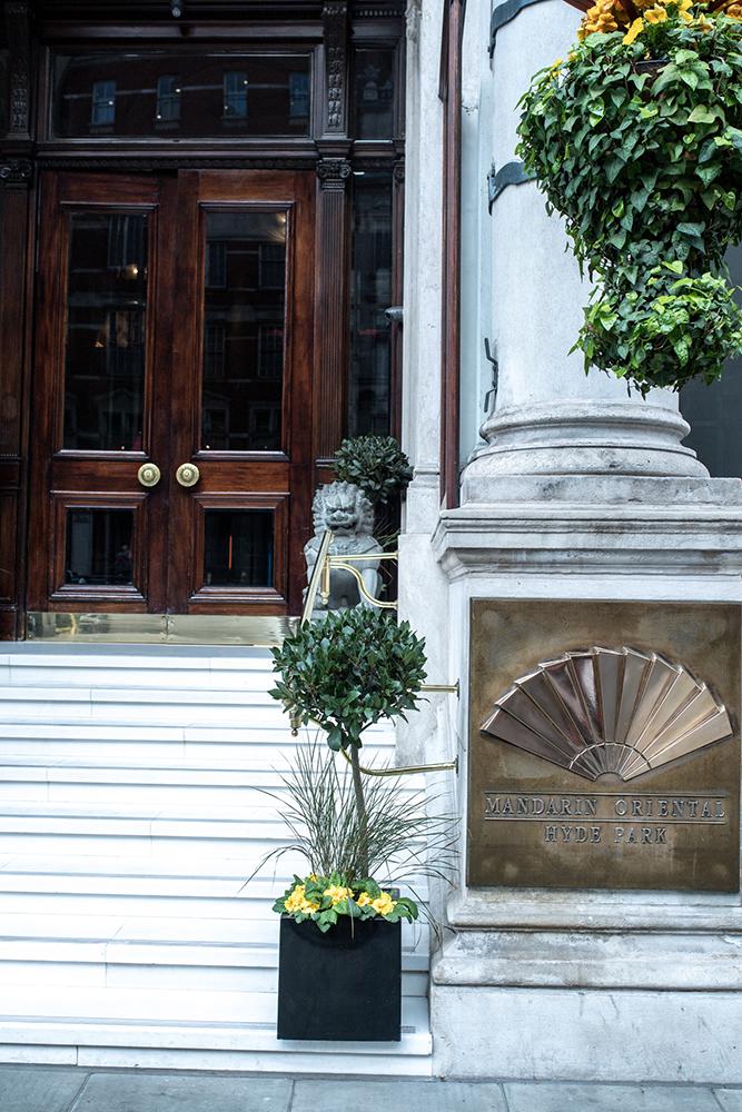 BrideLux London UK Mandarin Oriental Hyde Park