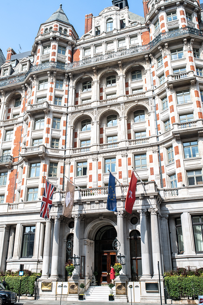 BrideLux London UK Mandarin Oriental Hyde Park